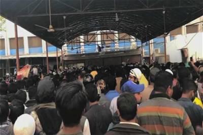 کراچی:سول ہسپتال میں انٹرویو کے دوران شدید بدنظمی اور دھکم پیل، رینجرز طلب