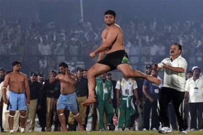 پاکستان اور بھارت آج کبڈی فائنل میں جوڑ لڑائیں گے