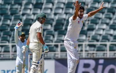 جنوبی افریقا کا جوہانسبرگ ٹیسٹ جیتنے کے لیے پاکستان کو 381 رنز کا ہدف