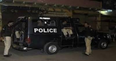 کراچی: مبینہ پولیس مقابلہ اور سرچ آپریشن، 13 ملزمان گرفتار