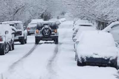 واشنگٹن:شدید برفانی طوفان کے نتیجے میں 19افراد ہلاک