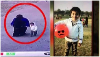 لاہور: گلشن اقبال پارک سے5 سالہ بچہ اغوا، سی سی ٹی وی فوٹیج منظرعام پر
