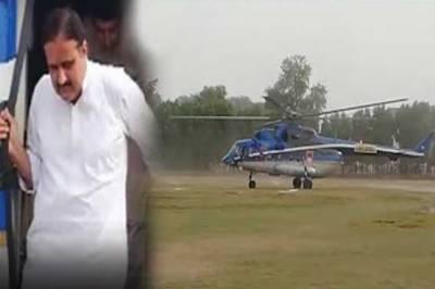 وزیراعلیٰ پنجاب کا ہیلی کاپٹر کا استعمال، خزانے پر بوجھ پڑ گیا