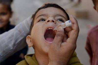 ملک بھر میں پولیو وائرس پھیلانے والے اضلاع کے نام سامنے آ گئے