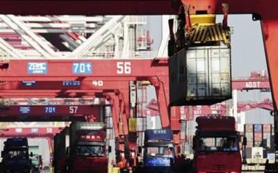 گزشتہ سال چین کی درآمدات و برآمدات میں ریکارڈ اضافہ
