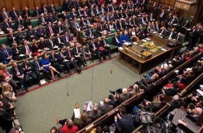 برطانیہ کا سب سے بڑا سیاسی بحران ،برطانوی پارلیمنٹ میں بریگزٹ معاہدے پر ووٹنگ آج ہو گی