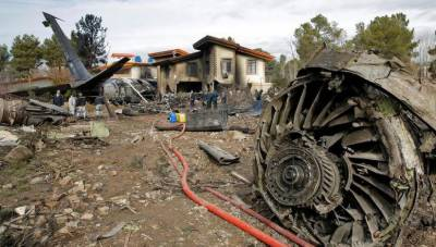 ایران: مال بردار طیارہ ہنگامی طور پر اترتے ہوئے حادثے کا شکار،15 افراد ہلاک