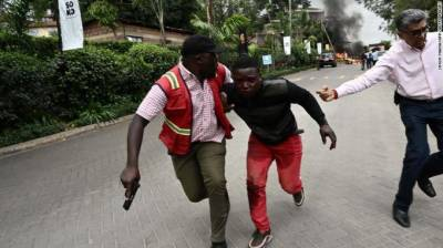 کینیا:ہوٹل پر دہشتگردوں کے حملے میں 14 افرادہلاک