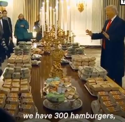 امریکا میں تاریخ کے بدترین شٹ ڈاون کے بعد وائٹ ہاوس کے باورچی کام چھوڑ کر چلے گئے۔