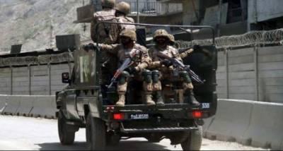 آپریشن ردالفساد،ہنگومیں سیکیورٹی فورسزنے4دہشتگردوں کوہلاک کردیا