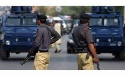 کراچی: ٹریفک پولیس اہلکار کے قتل کےالزام میں 4 افراد گرفتار