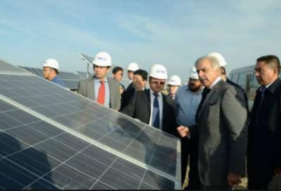 قائداعظم ایپرل پارک پنجاب کی صنعتی ترقی میں اہم کردا ر ادا کرے گا،خادم حسین