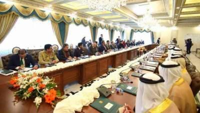 پاکستان اور یو اے ای کے درمیان 3 ارب ڈالر قرض کیلئے معاہدہ طے پاگیا
