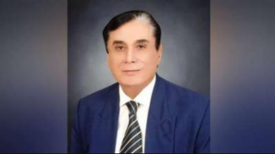 قومی احتساب بیورو کے چیئرمین جسٹس(ر) جاوید اقبال لاہور پہنچ گئے
