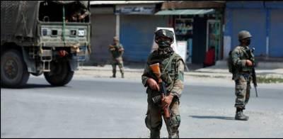 مقبوضہ کشمیرمیں بھارتی فوج کی فائرنگ' 3 کشمیری شہید