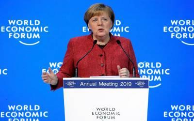 عالمی تعاون کی اشد ضرورت ہے۔ انجیلا مرکل