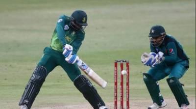 جنوبی افریقہ اور پاکستان کی ٹیمیں تیسرے ون ڈے انٹرنیشنل میچ میں کل آمنے سامنے ہوں گی