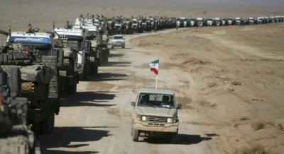 ایران کی سالانہ فوجی مشقوں میں 12 ہزار فوجیوں کی شرکت