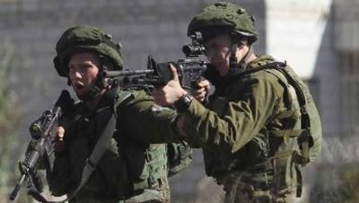 اسرائیلی فوجیوں نے رملہ کے قریب فلسطینی نوجوان کو شہید کر دیا، لاش تاحال اسرائیلی فوجیوں کے قبضے میں