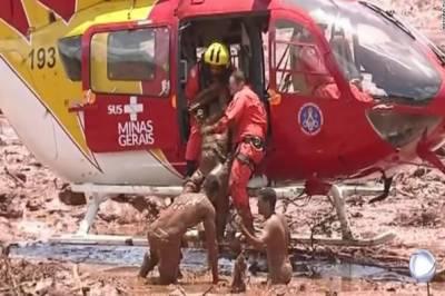 برازیل میں ڈیم منہدم ہونے سے 7 افرادہلاک
