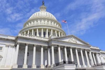 سینیٹ اورایوان نمائندگان کی جزوی حکومتی تعطل کے عارضی خاتمے کیلئے بل کی متفقہ منظوری