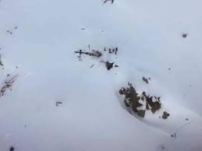 فرانس،اٹلی کی درمیانی سرحد پرہیلی کاپٹراورچھوٹے طیارے کے درمیان تصادم