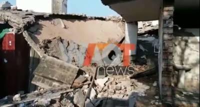 سرگودھا کی تحصیل بھلوال کے علاقہ لالہ زار ٹاؤن میں گیس لیکج دھماکہ سے مکان کی چھت اور دیواریں گر گئیں