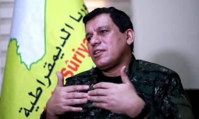 داعش کا شام سے مکمل صفایا ایک ماہ میں ہوگا. کرد کمانڈر