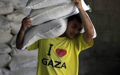 غزہ کے لیے قطری امداد اقوام متحدہ کی معاونت سے استعمال ہوگی
