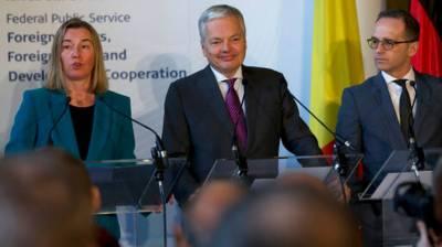 یورپی یونین ایران کے لئے جلد فنڈز بھیجنے کی سکیم شروع کرے گی۔ جرمن وزیر خارجہ