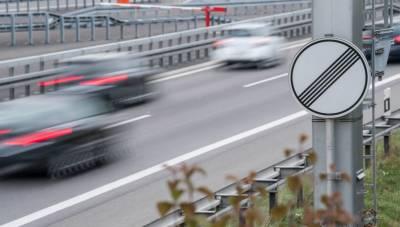 جرمن موٹر ویز پر رفتار کی حد مقرر نہیں کی جا رہی