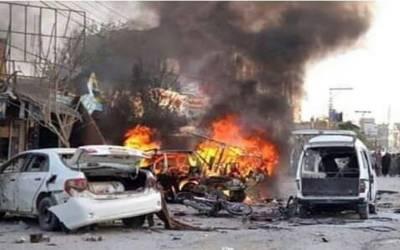 لورالائی میں نامعلوم مسلح افراد کا دستی بم سے حملہ اور فائرنگ ،2افراد جاں بحق ، 19افراد زخمی