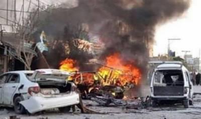 لورالائی میں نامعلوم مسلح افراد کا دستی بم سے حملہ اور فائرنگ ، 9افراد جاں بحق