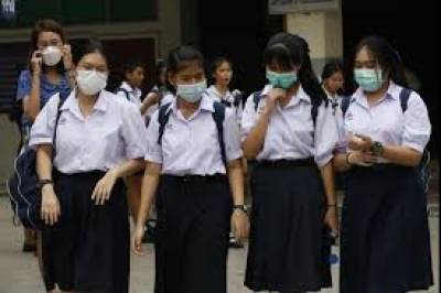 بینکاک میں بدترین فضائی آلودگی، تعلیمی ادارے بند