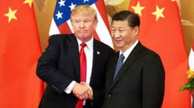 چین امریکا تجارتی جنگ: ٹرمپ کا چینی ہم منصب سے ملاقات کی خواہش کا اظہار