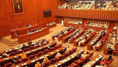 اسلام آباد۔۔سینیٹ اجلاس' سینیٹر مشتاق احمد نے حج اخراجات بڑھنے پر توجہ دلائونوٹس پیش کردیا