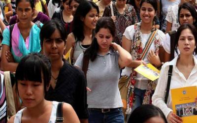 بھارت میں بے روزگاری کی شرح میں ریکارڈ اضافہ