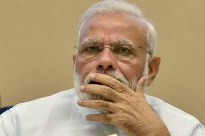 بھارتی وزیر اعظم کے دورے کے خلاف مقبوضہ کشمیر میں ہڑتال کا اعلان
