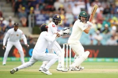 آسٹریلیا نے سری لنکا کے خلاف دوسرے ٹیسٹ میچ میں 4 وکٹوں کے نقصان پر 384 رنز بنالئے