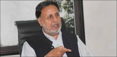 وزیر اعظم عمران خان پچاس لاکھ گھروں کا وعدہ ہر صورت میں پورا کریں گے، میاں محمود الرشید