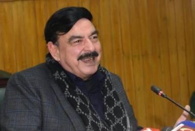 مالشیا وزیر نہیں اور وزیر اعظم عمران خان کو ہمیشہ اچھی بات بتاتا ہوں: وزیر ریلوے شیخ رشید