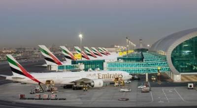 دبئی کا ایئر پورٹ مسلسل پانچویں سال دنیا کا مصروف ترین ہوائی اڈہ قرار