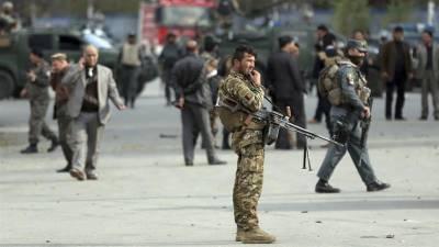 افغان سیکورٹی اہلکاروں کی تعداد میں نمایاں کمی۔ رپورٹ