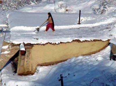 فروری کے مہینے میں ملک بھر میں شدید بارشوں اور برفباری کی پیشگوئی