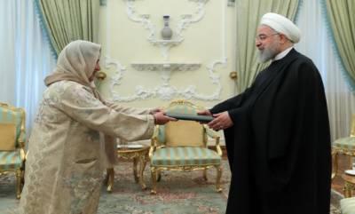 ایران نئی پاکستانی حکومت کے ساتھ ملکر کام کرنے کا خواہاں