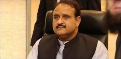 نئے پاکستان میں عوام کو ان کا حق ملے گا'عثمان بزدار