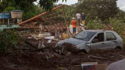 برازیل ڈیم حادثہ، ہلاکتوں کی تعداد121ہوگئی