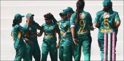 تیسرا ٹی ٹوئنٹی : پاکستان ویمن ٹیم نے ویسٹ انڈیز کو شکست دے دی