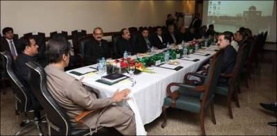 وزیر اعظم عمران خان کی عثمان بزدار اور گورنر پنجاب سے ون آن ون ملاقات