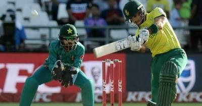 دوسرا ٹی ٹوئنٹی: پاکستان کا جنوبی افریقا کیخلاف ٹاس جیت کر فیلڈنگ کا فیصلہ